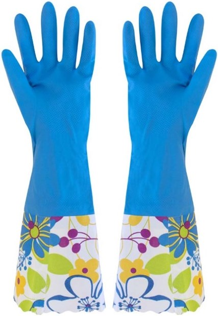 gloves-rubber-cleaning-pretty