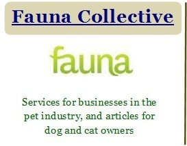 Fauna Collective services for the pet industry]